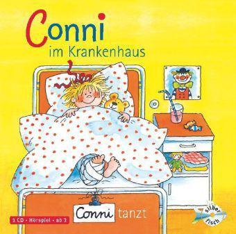 Conni im Krankenhaus / Conni tanzt, 1 Audio-CD, Julia Boehme, Liane Schneider