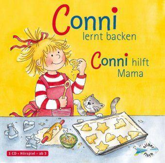 Conni lernt backen / Conni hilft Mama, 1 Audio-CD, Julia Boehme, Liane Schneider