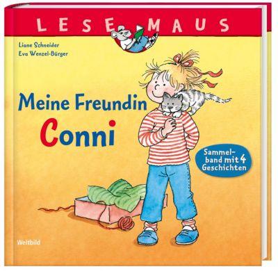 Conni Lesemaus Sammelband, Liane Schneider