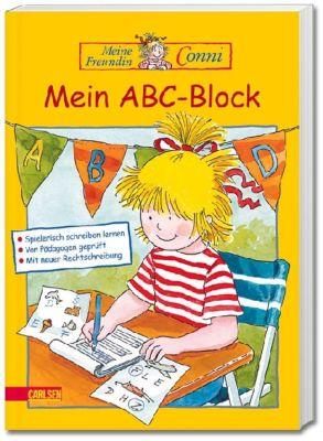 Conni - Mein ABC-Block, Hanna Sörensen