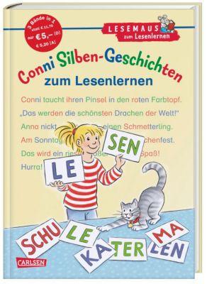 Conni Silben-Geschichten zum Lesenlernen, Julia Boehme