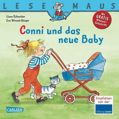 Conni und das neue Baby -  pdf epub