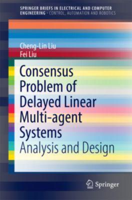 Consensus Problem of Delayed Linear Multi-agent Systems, Chen-Lin Liu, Fei Liu