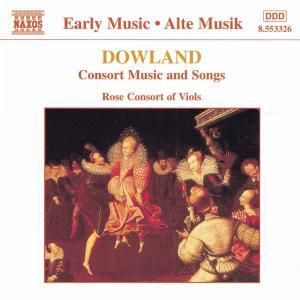 Consort Music And Songs, Rose Consort Of Viols