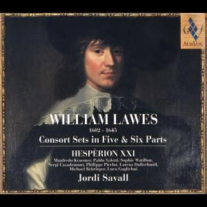 Consort Sets in Five & Six Parts, Jordi Savall