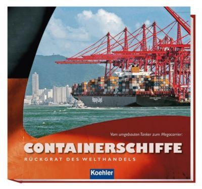 Containerschiffe - Hans J. Witthöft  