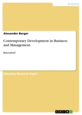 contemporary business development The contemporary management research is a double-blind referred academic journal for all fields of management, such as accounting, management information system, electronic commerce.