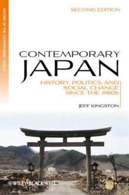 Contemporary Japan, Jeff Kingston