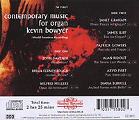 Contemporary Music For Organ - Produktdetailbild 1
