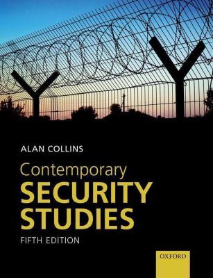 Contemporary Security Studies, Alan Collins