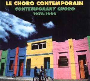 Contemporay Choro, Diverse Interpreten