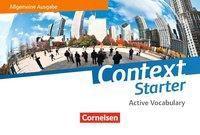 Context Starter - Allgemeine Ausgabe - Neubearbeitung: Vokabeltaschenbuch