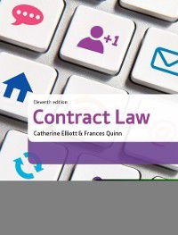 Contract Law, Catherine Elliott, Frances Quinn