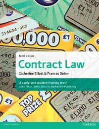 Contract Law, Catherine Elliott, Frances Quinn