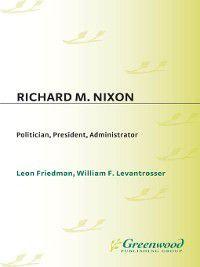 Contributions in Political Science: Richard M. Nixon