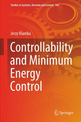Controllability and Minimum Energy Control, Jerzy Klamka