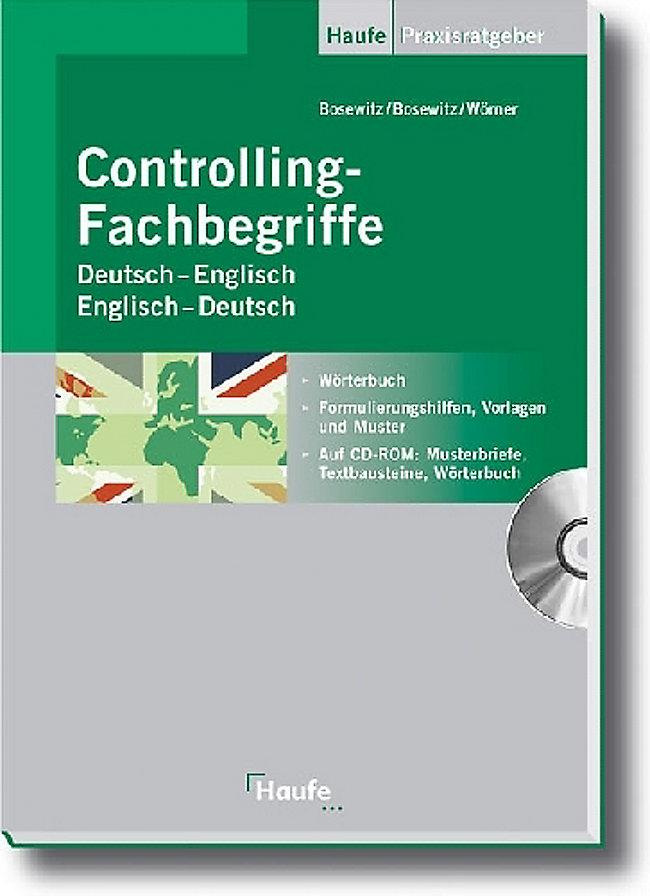 Controlling Fachbegriffe Deutsch Englisch Englisch Deutsch M Cd