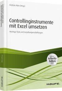 Controlling-Instrumente mit Excel umsetzen - inkl. Arbeitshilfen online