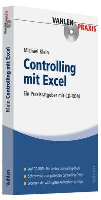Controlling mit Excel, m. CD-ROM, Michael Klein