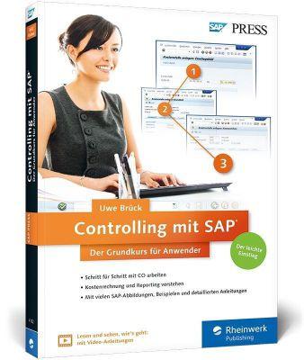 Controlling mit SAP, Uwe Brück