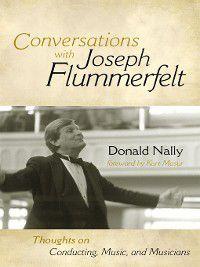 Conversations with Joseph Flummerfelt, Donald Nally