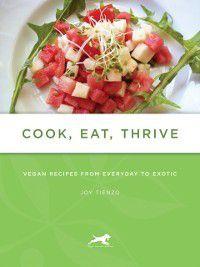 Cook, Eat, Thrive, Joy Tienzo