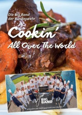 Cookin' All Over The World - Edi Graf |