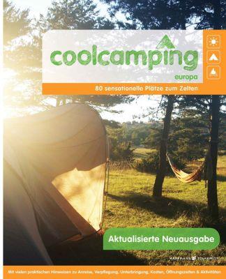 Cool Camping: Cool Camping Europa, Knight Jonathan