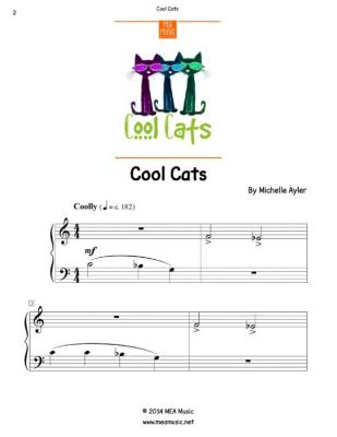 Cool Cats, Michelle Ayler