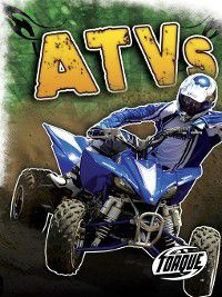 Cool Rides: ATVs, Jack David