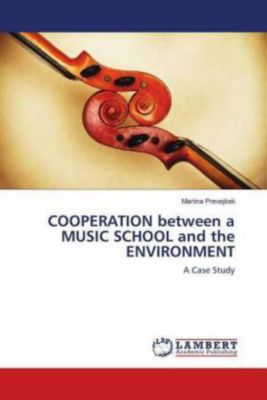 COOPERATION between a MUSIC SCHOOL and the ENVIRONMENT, Martina Prevejsek