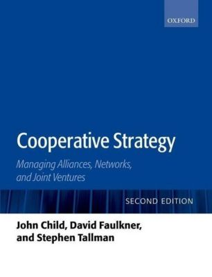 Cooperative Strategy, John Child, David O. Faulkner, Stephen Tallman