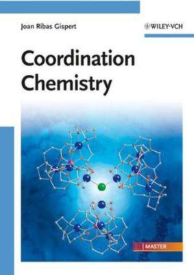 Coordination Chemistry, Joan Ribas Gispert