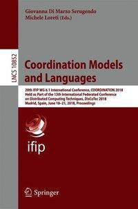 Coordination Models and Languages