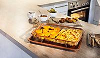 Copper Crisper - Grillkorb für den Backofen, 2-tlg. - Produktdetailbild 1