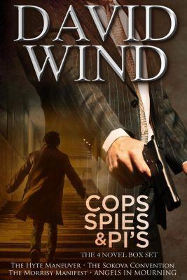 Cops Spies & PI's, David Wind