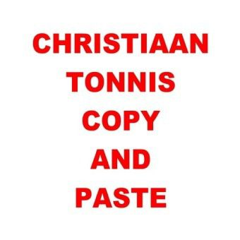Copy and Paste - Christiaan Tonnis pdf epub