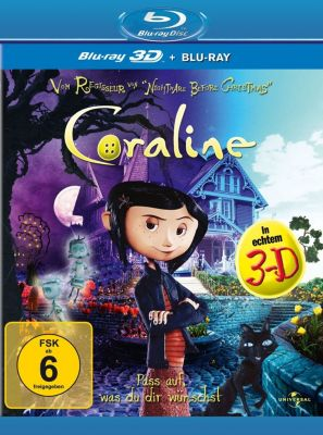 Coraline - 3D-Version, Diverse Interpreten