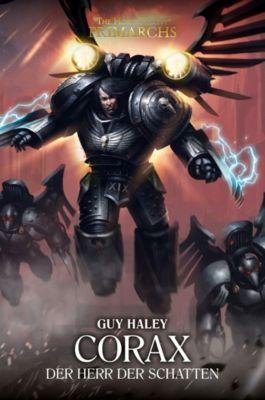 Corax - Der Herr der Schatten, Guy Haley