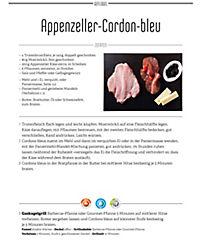 Cordon Bleu - Produktdetailbild 1