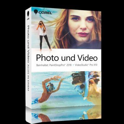 Corel Photo Video Suite 2018