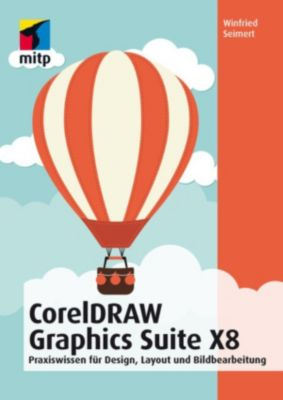 CorelDRAW Graphics Suite X8, Winfried Seimert