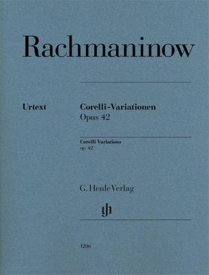 Corelli-Variationen op. 42, SERGEJ RACHMANINOW