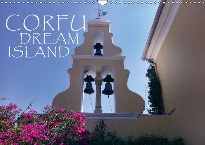 Corfu Dream Island (Wall Calendar 2019 DIN A3 Landscape), Copyright by ANGEEX
