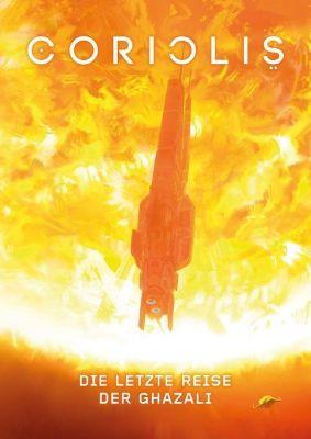 Coriolis - Der dritte Horizont, Die letzte Reise der Ghazali