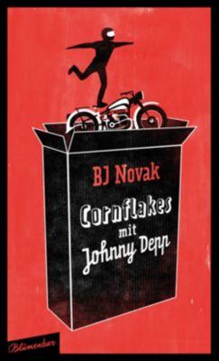 Cornflakes mit Johnny Depp, B. J. Novak