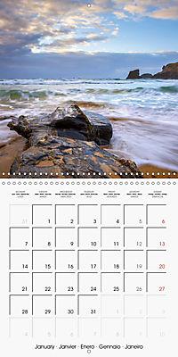 Cornish coast (Wall Calendar 2019 300 × 300 mm Square) - Produktdetailbild 1