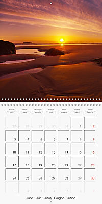 Cornish coast (Wall Calendar 2019 300 × 300 mm Square) - Produktdetailbild 6