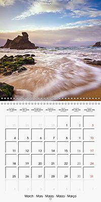 Cornish coast (Wall Calendar 2019 300 × 300 mm Square) - Produktdetailbild 3