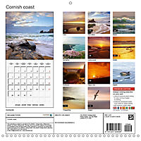 Cornish coast (Wall Calendar 2019 300 × 300 mm Square) - Produktdetailbild 13